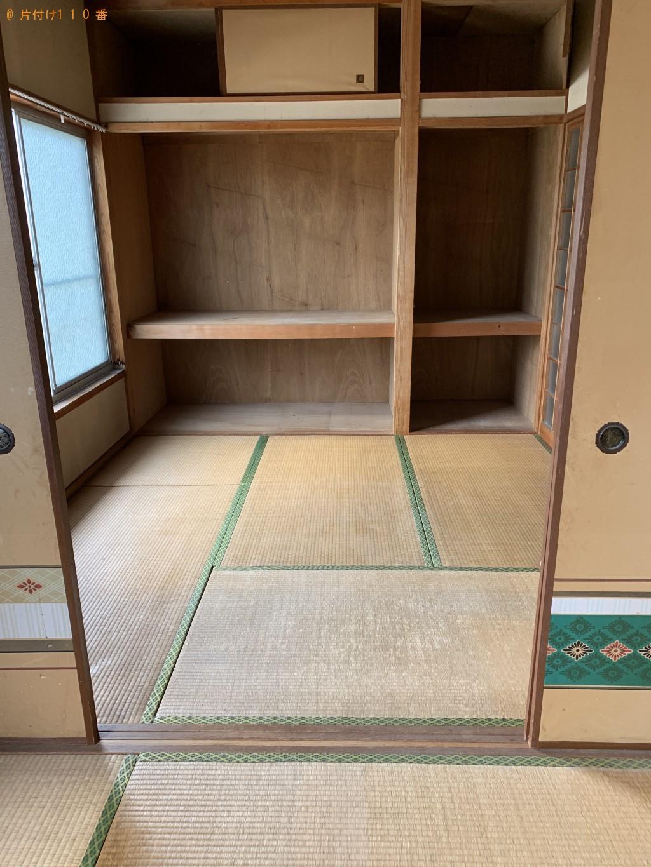 引越し後に前のアパートに数年残したままの不用品を処分してほしい。
