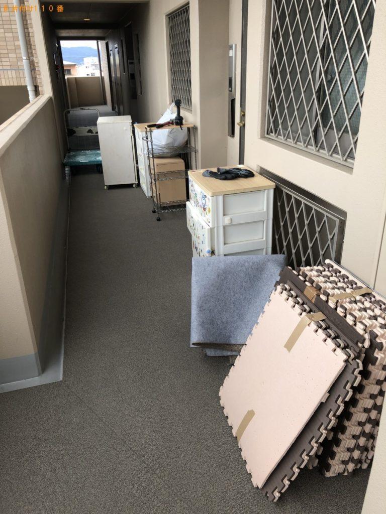 【那須塩原市】エアコン、電子レンジ、ジョイントマット等の回収・処分