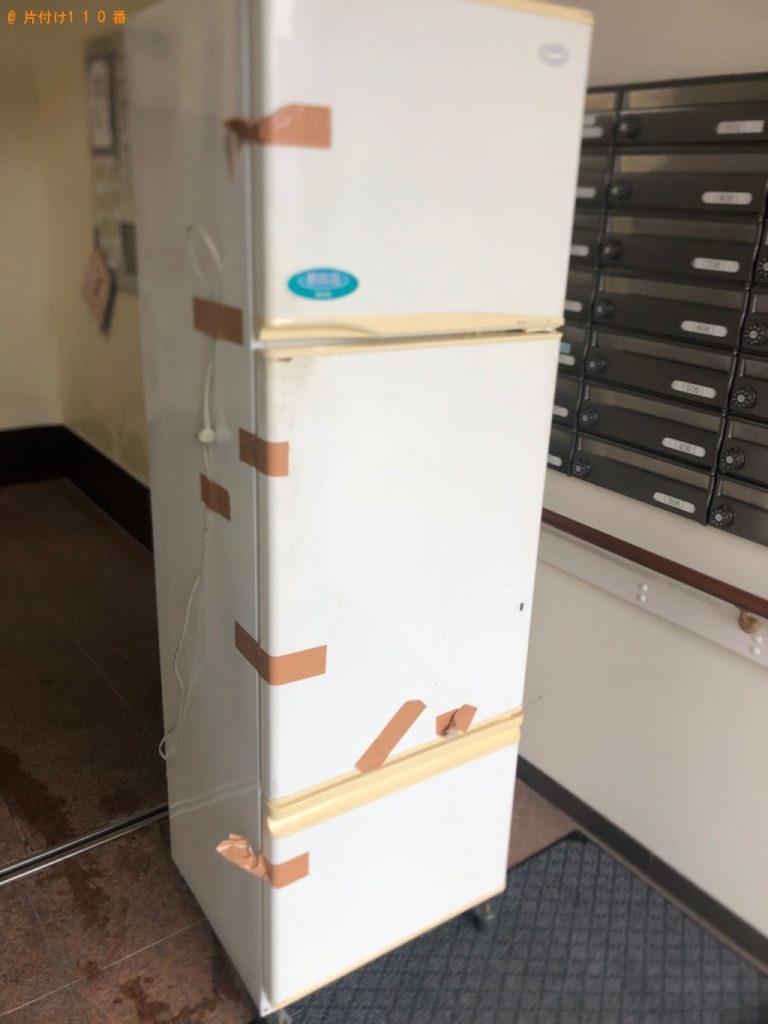 【足利市】遺品整理に伴い冷蔵庫、タンスの回収・処分ご依頼 お客様の声