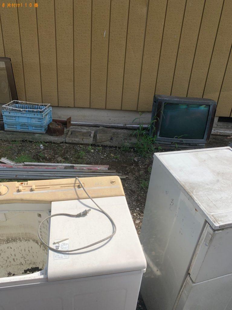 【栃木市】冷蔵庫、テレビ、洗濯機、一般ごみ等の回収・処分