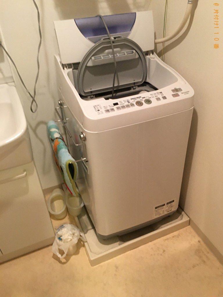 【大田原市】冷蔵庫、洗濯機、電子レンジ等の回収・処分 お客様の声