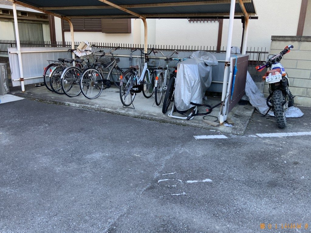 【真岡市】整理タンス、学習机、大人用自転車等の回収・処分