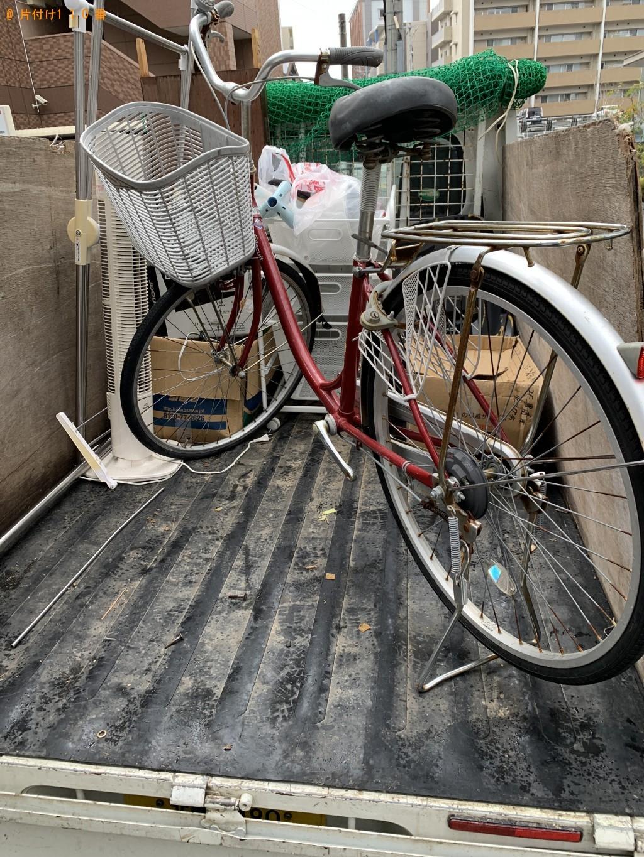【野木町】自転車の回収・処分ご依頼 お客様の声