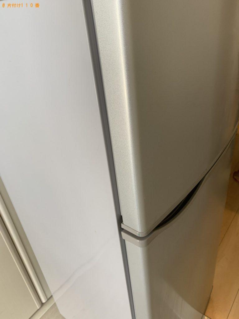 【壬生町】冷蔵庫の回収・処分ご依頼 お客様の声<