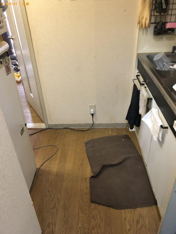 【芳賀町】ブラウン管テレビ、洗濯機、ソファーの回収・処分ご依頼