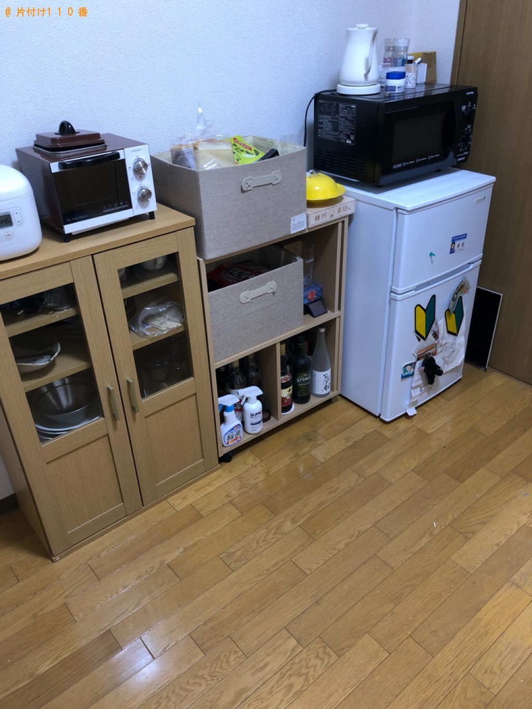 【宇都宮市】不用品回収と片付けの手伝いご依頼 お客様の声