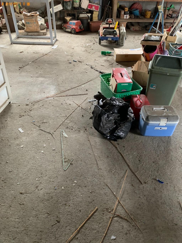 【宇都宮市】冷蔵庫、自転車、ベビーベッド、三輪車、食器類等の回収