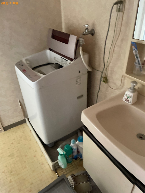 冷蔵庫、洗濯機、タンス、クローゼット、食器棚、布団等の回収・処分